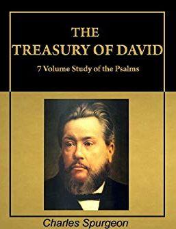 Spurgeon treasury of David