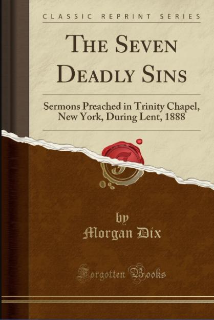 Dix Seven Deadly Sins