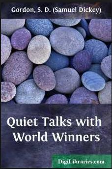 Gordon Quiet Talks with World Winners